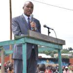 Rusaka: le Vice-président de la République livre un message de pacification