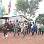 Des réfugiés burundais en provenance du Rwanda regagnent le bercail