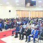 Mairie: le Chef de l'Etat anime une séance de moralisation