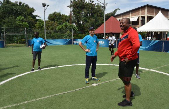 Journée de l'Europe: Gitega demande la levée des sanctions à l'issue d'un match