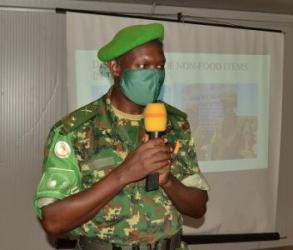Sensibilisation sur l'engagement communautaire au profit des somaliens