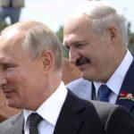 Poutine gagne encore: les sanctions occidentales poussent la Biélorussie un peu plus dans les bras de Moscou