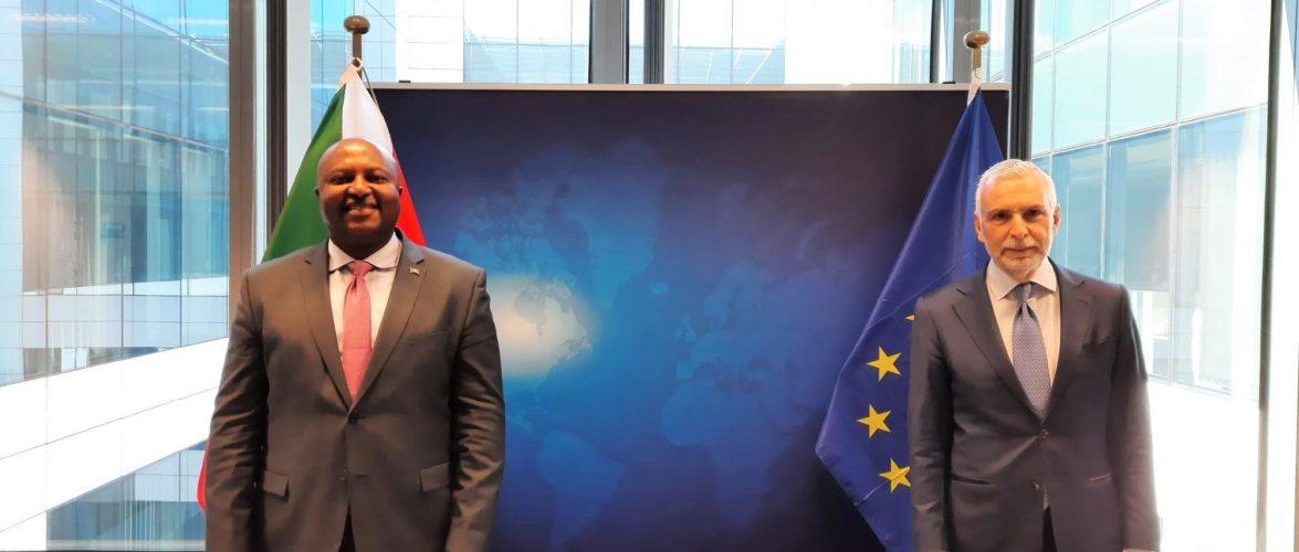 BURUNDI : SHINGIRO en tournée diplomatique en EUROPE