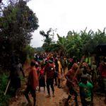 BURUNDI : TRAVAUX DE DEVELOPPEMENT COMMUNAUTAIRE - Entretenir d'une piste sur la colline RUSHA à BUKEYE / MURAMVYA
