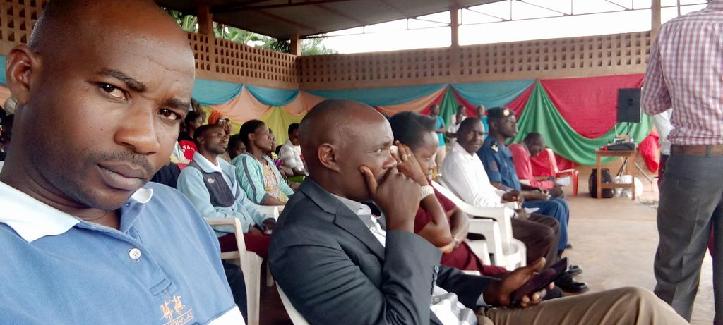 BURUNDI : ADISCO explique ses projets à GIHOGAZI / KARUSI