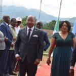 BURUNDI : Le Premier Ministre à la fête du Travail en MAIRIE DE BUJUMBURA