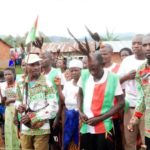BURUNDI : Le CNDD-FDD RUMONGE en réunion pour débattre à BURAMBI