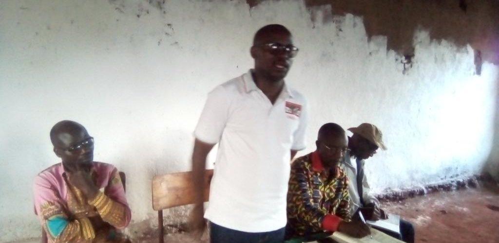 BURUNDI : Le CNDD-FDD MAKAMBA réuni en zone NYANGE