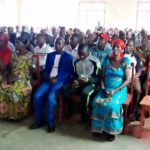 BURUNDI : Rencontre citoyenne en zone KIBUYE à ISARE / BUJUMBURA