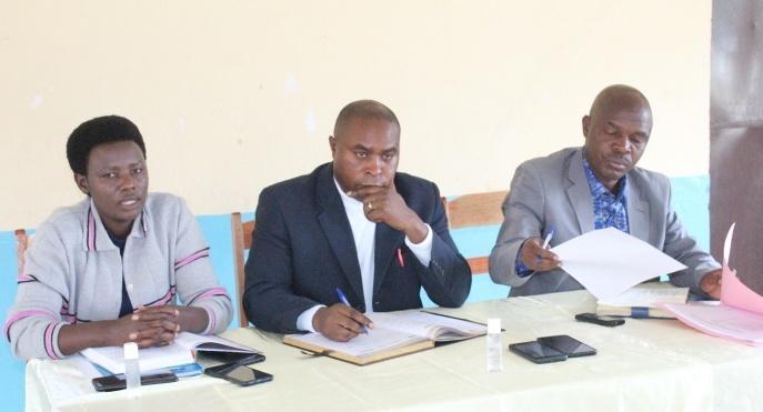 BURUNDI : Réunion d'évaluation des 9 communes de KAYANZA à GATARA