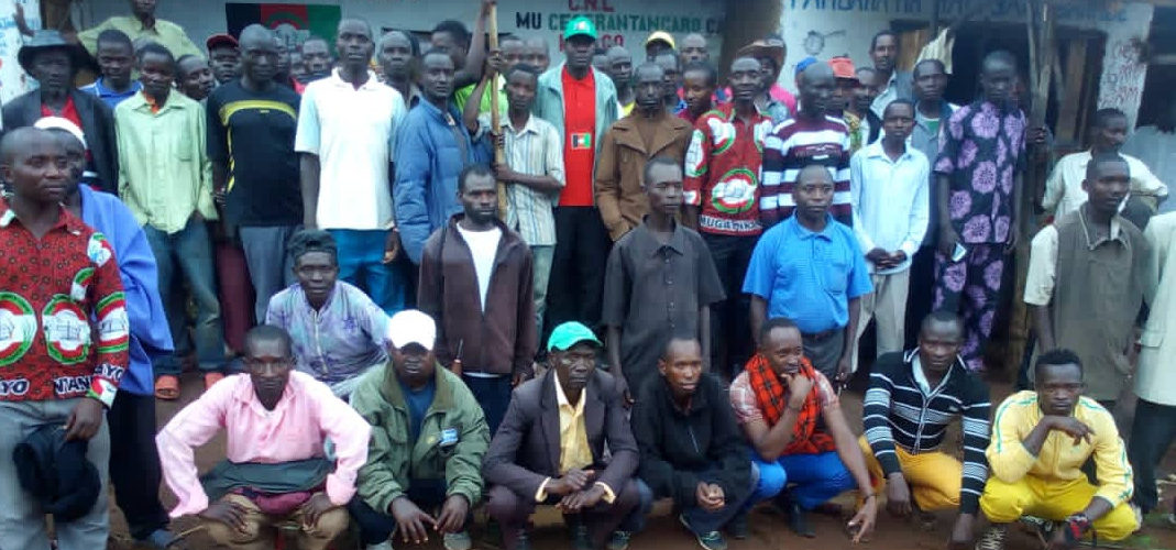 BURUNDI : Le CNL en fête à KIBAGO / MAKAMBA