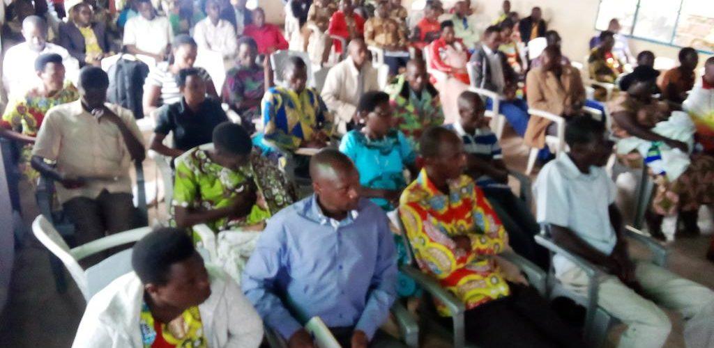 BURUNDI : Réunion communale à NTEGA / KIRUNDO