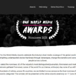 BURUNDI / MEDIA : IWACU, du Réseau SOROS, prix One world media 2021