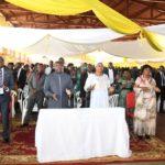 BURUNDI : Messe célébrant le 6ème dimanche de PÂQUES à la Paroisse MURAMVYA
