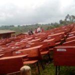 BURUNDI : WORLD VISION offre 980 pupitres aux écoles de MURAMVYA