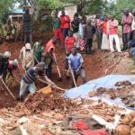 GENOCIDE CONTRE LES HUTU DU BURUNDI EN 1972 : 77 corps exhumés d'une fosse à BUHINYUZA / MUYINGA