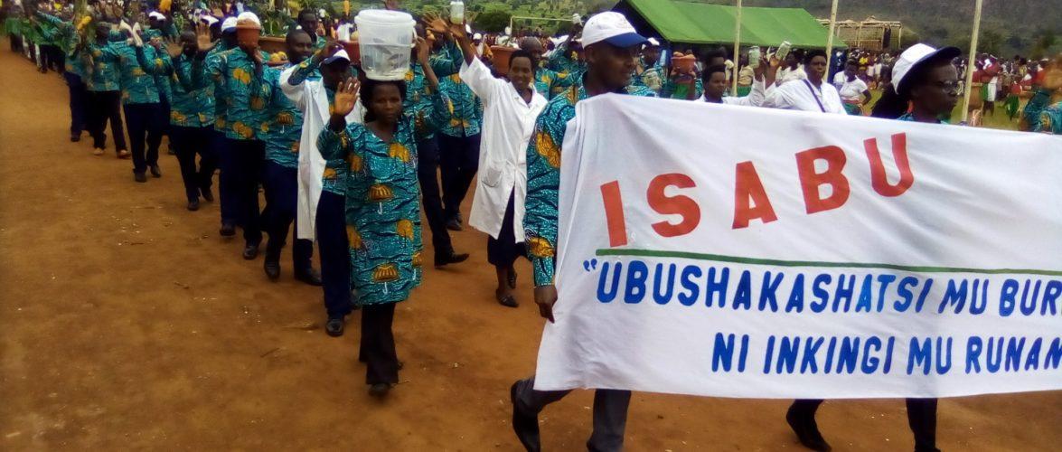 BURUNDI :  Fête du Travail à MWARO