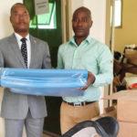 BURUNDI : Don d' équipements sanitaires à la commune MURUTA / KAYANZA