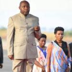 BURUNDI : Visite d'État au KENYA