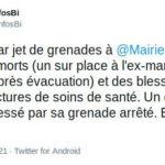 BURUNDI : Attaque terroriste à la grenade à BUJUMBURA 2 morts