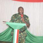 Le Chef de l'Etat anime une séance de moralisation à l'intention des hauts gradés du corps de défense