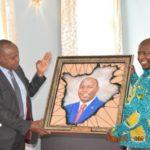 Le Chef de l'Etat reçoit le SG de l'EAC et l'envoyé spécial des NU dans la Région des Pays des grand lacs
