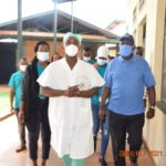 Vers un partenariat de collaboration entre l'hôpital Kira et l'hôpital régional de Gitega