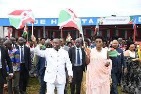 Message de Son Excellence Evariste Ndayishimiye à l'occasion de la Journée Internationale du Travailet des Travailleurs: le 1ermai 2021