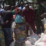Inondations de Gatumba: visite du président aux sinistrés, la délocalisation n'est pas exclue
