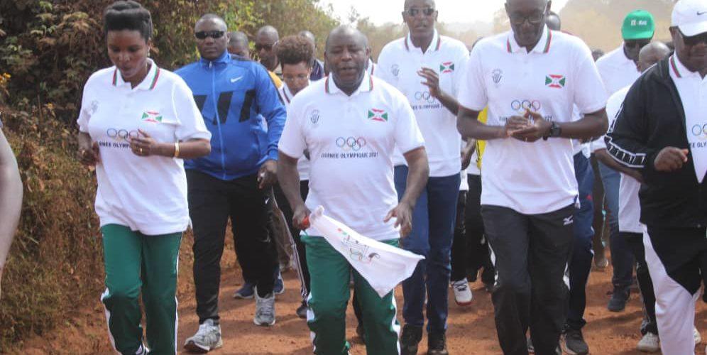 « Le sport renforce la paix et la cohésion sociale et contribue au développement du pays »
