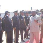 Le Chef de l'Etat demande aux forces de l'ordre de jouer le rôle de vrai médiateur