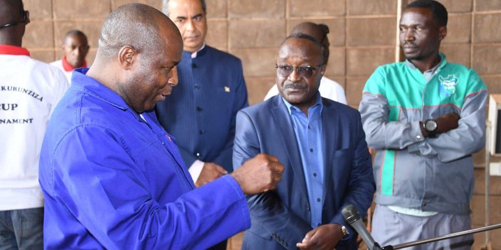 Le Président Ndayishimiye suspend le DG de l'OTRACO et l'Entreprise Global Smart Technologies