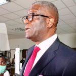 RDC : en sit in à Bukavu, la société civile du Sud-Kivu a dénoncé les propos dénigrants de Kagame à l'endroit de Denis Mukwege