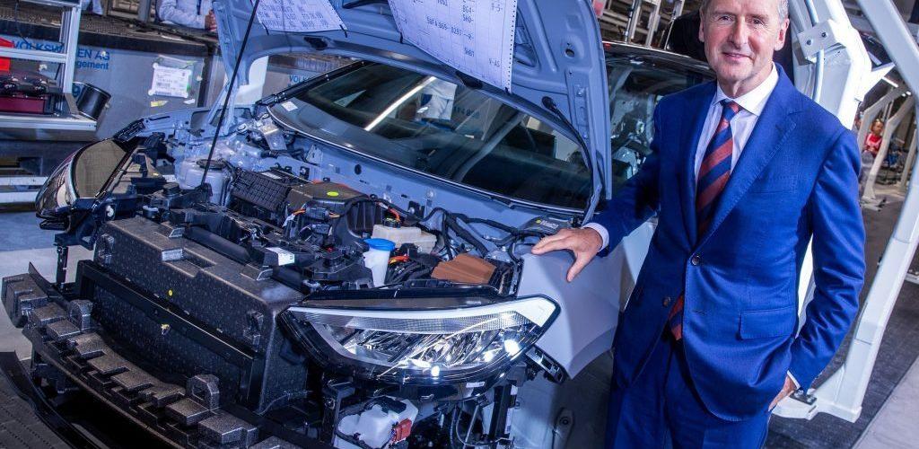 Pour le patron de Volkswagen, l'électrique va vite être dépassé par une transformation encore plus importante