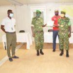 Des lauréats formateurs certifiés au profit du contingent burundais de l'AMISOM