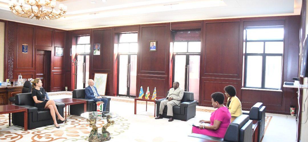 Le Représentant de l'Union Européenne annonce la révocation de l'article suspendant la coopération financière au Burundi