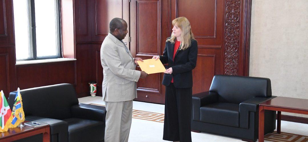 Washington envisage de lever les sanctions pour les Burundais dont les visas avaient été refusés