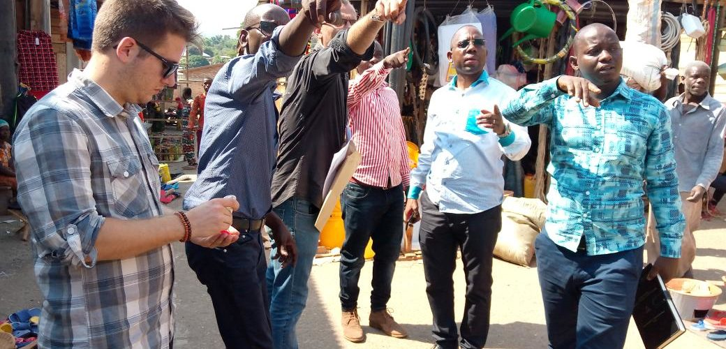 BURUNDI : Électrification du marché de GITAZA à MUHUTA / RUMONGE