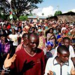 BURUNDI : Le CNDD-FDD MPINGA-KAYOVE accueille 209 nouveaux BAGUMYABANGA / RUTANA