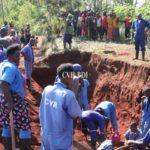 GENOCIDE CONTRE LES HUTU DU BURUNDI EN 1972 : Dimensions de fosses communes trouvées à BUHINYUZA / MUYINGA