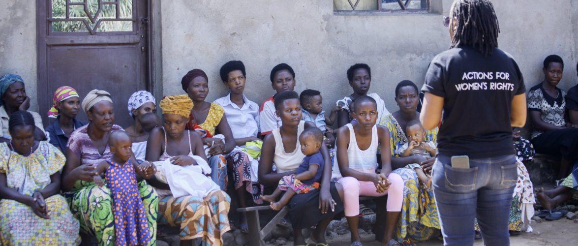 BURUNDI : Rencontre du Jars of Love Community à KANYOSHA / BUJUMBURA