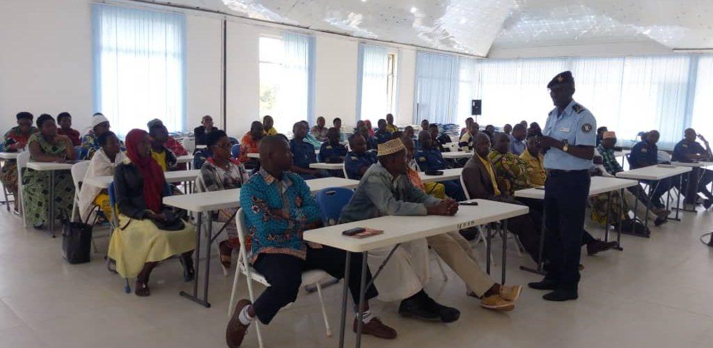 BURUNDI : SEARCH FOR COMMON GROUND réfléchit sur la sécurité à KAYANZA