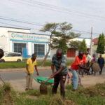 BURUNDI : TRAVAUX DE DEVELOPPEMENT COMMUNAUTAIRE - Autour du Boulevard NDADAYE Melchior / BUJUMBURA MAIRIE
