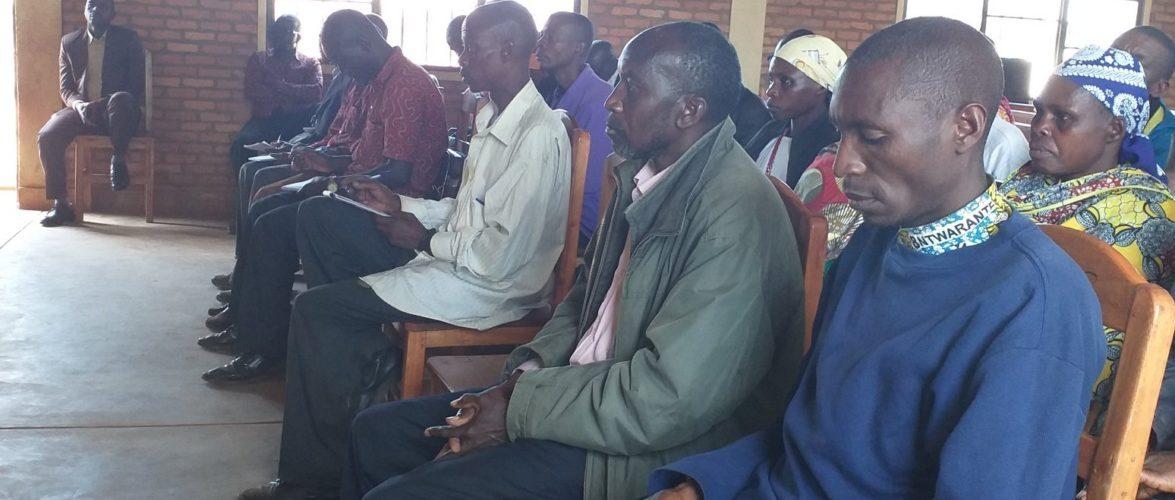 BURUNDI : Un atelier de la CENI à KIGAMBA / CANKUZO
