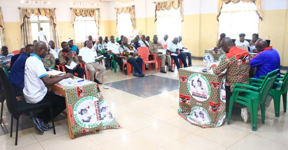 BURUNDI : Les nouveaux Bureaux Provinciaux du CNDD-FDD élus le 27 juin 2021