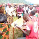 BURUNDI : La CROIX ROUGE aide 1450 ménages à MABAYI / CIBITOKE