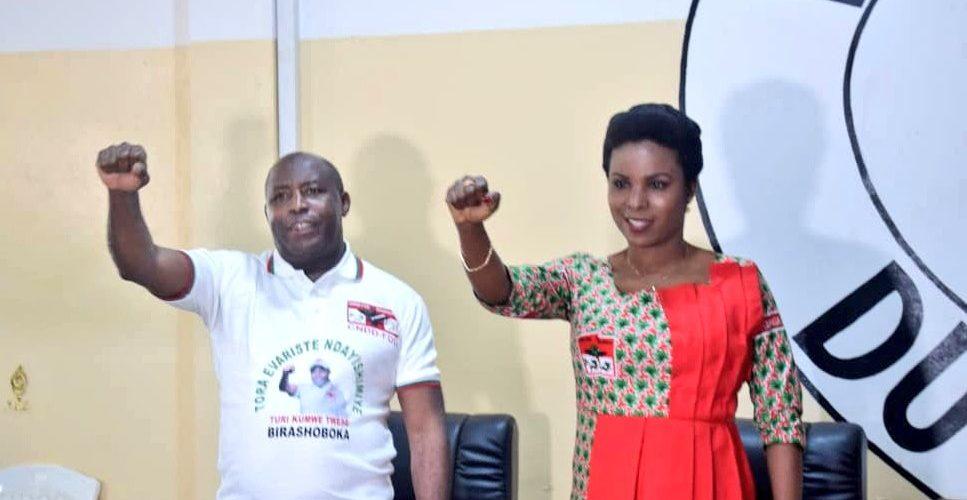 BURUNDI : Élection du Secrétaire provincial du CNDD-FDD de GITEGA