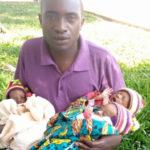 BURUNDI : Les triplés de NYABIKERE à KARUSI ont besoin d'aide