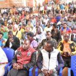 BURUNDI : GAHOMBO discute - sécurité et socio-économique - / KAYANZA
