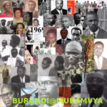 GENOCIDE REGICIDE DU BURUNDI : MURAMVYA a payé le prix fort de 1959 à 1972